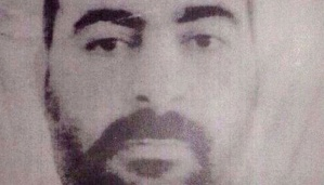 Abu Bakar al-Baghdadi.